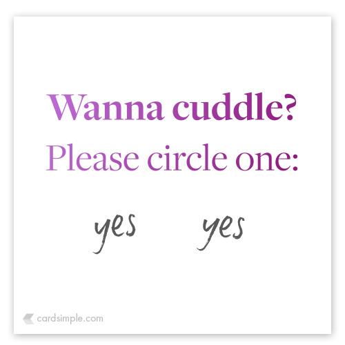 Circle one.