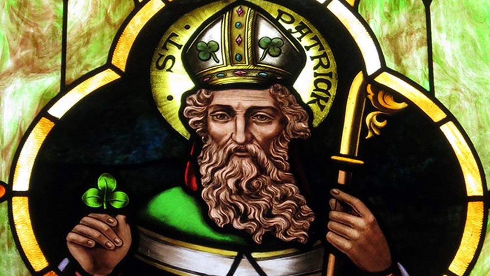 "Who Is This ""Saint Patrick"" Fella?"